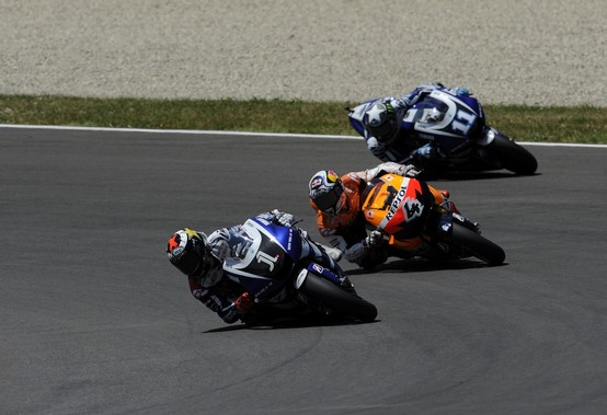 MotoGP: Il Mugello miglior GP del 2011