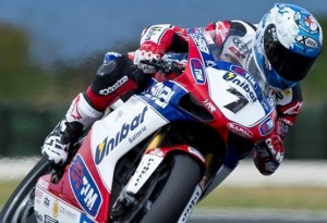 Superbike: Test Phillip Island Day 1 – Checa al comando, bene Biaggi e Melandri