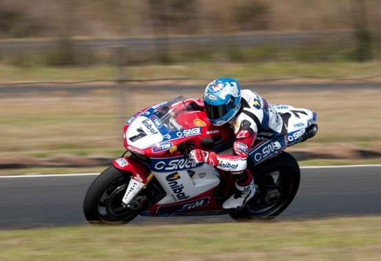Superbike: Test Phillip Island, Checa chiude la tre giorni con il miglior tempo