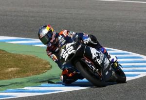 Moto3: Test Jerez Day 2, Kent bissa il miglior tempo