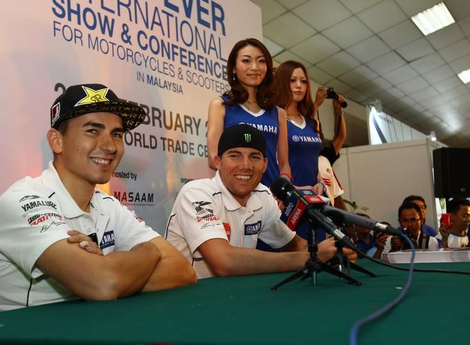 MotoGP: Lorenzo e Spies ospiti in Malesia del MotoXpo Show