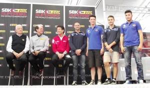 Superbike Imola: prosegue con successo il progetto Team Italia