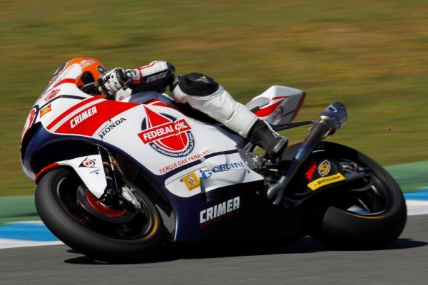 Moto2: Federal Oil main sponsor del Team Gresini