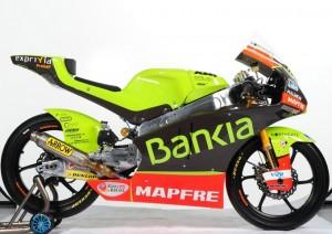Moto3: Le specifiche tecniche della Kalex