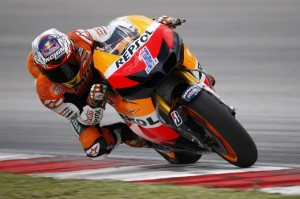 MotoGP: Test Sepang Day 3, alle 16 Stoner al comando davanti a Lorenzo