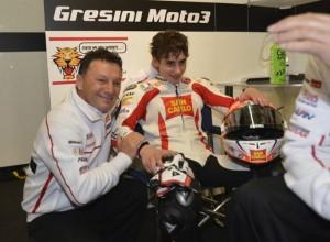 """Moto3 Jerez, Qualifiche: Antonelli """"Non so cosa dire! ho sbagliato"""""""
