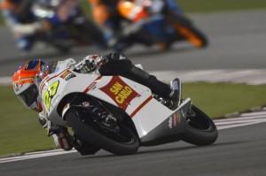 Moto3: Niccolò Antonelli, debutto poco fortunato in Qatar ma il talento c'è