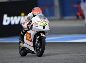 """Moto3 Jerez: Niccolò Antonelli """"Sono contento per il risultato"""""""