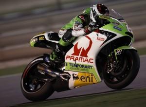 """MotoGP Losail, Qualifiche: Hector Barberà """"Peccato aver perso la seconda fila"""""""