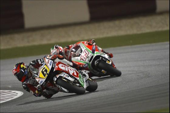 "MotoGP Losail, Qualifiche: Stefan Bradl ""Turno soddisfacente"""