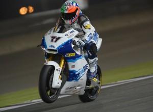 """Moto2 Losail, Qualifiche: Claudio Corti """"Peccato per la scivolata"""""""