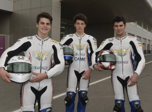 Dainese e AGV official safety partner di FMI nel 2012