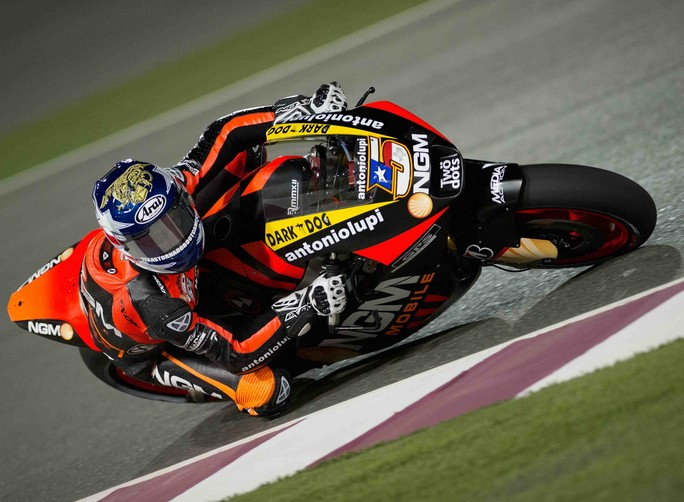 "MotoGP Losail, Qualifiche: Colin Edwards ""In gara sarà difficile"""