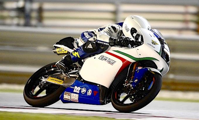 Moto3 Jerez, Prove Libere 1: Fenati al top