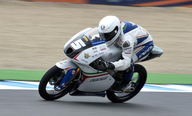 """Moto3 Jerez, Qualifiche: Fenati """"Punto ad un buon risultato"""""""