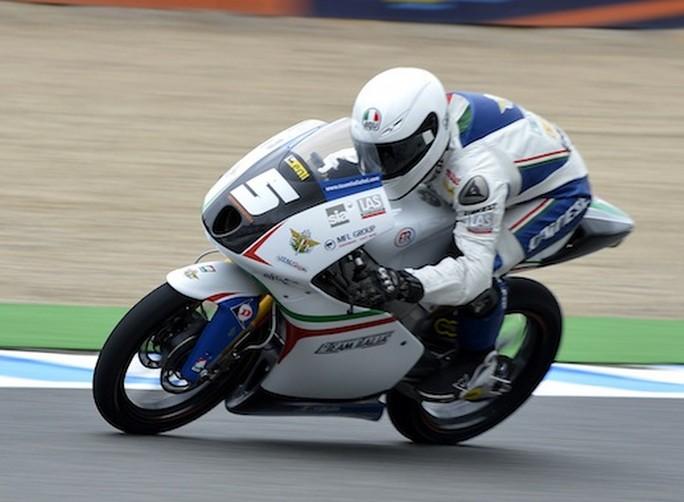 Moto3 Jerez: Uno straordinario Fenati vince il Gran Premio di Spagna