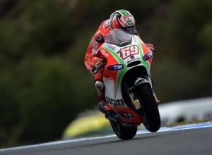 """MotoGP Jerez, Prove Libere: Nicky Hayden """"Che peccato questo tempo incerto!"""""""