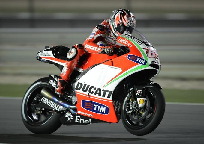 """MotoGP Losail, Prove Libere 1: Nicky Hayden """"La prima sessione è andata bene"""""""