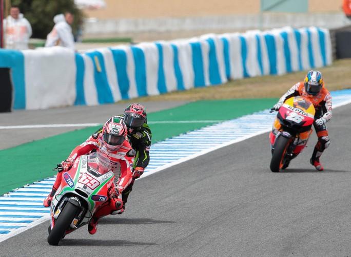 """MotoGP Jerez: Nicky Hayden """"L'ottavo posto non è  il nostro obiettivo"""""""