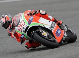 """MotoGP Jerez, Qualifiche: Nicky Hayden """"Bello essere in prima fila"""""""