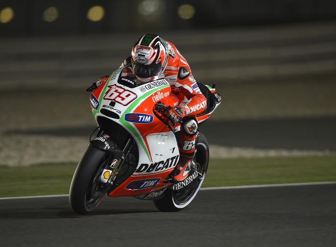 "MotoGP Losail, Qualifiche: Nicky Hayden ""Contento della Top Five"""