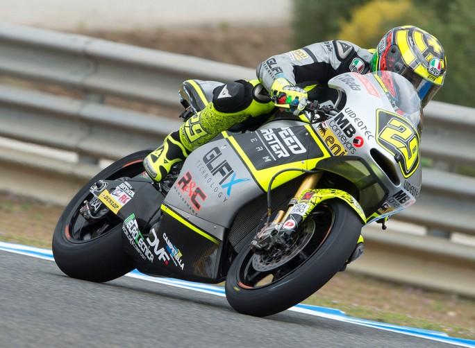 """Moto2 Jerez, Qualifiche: Andrea Iannone """"Abbiamo avuto un problema anomalo"""""""