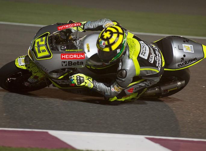 """Moto2 Losail, Qualifiche: Andrea Iannone """"Giornata abbastanza positiva"""""""
