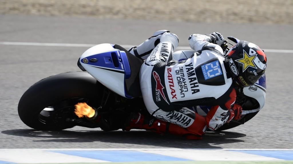 """MotoGP Jerez, Prove Libere: Jorge Lorenzo """"Con queste condizioni miste non siamo certamente i più veloci"""""""