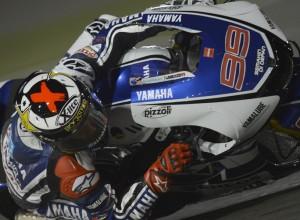 MotoGP Losail, Qualifiche: Jorge Lorenzo centra la pole position davanti a Stoner