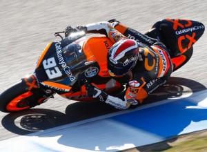 Moto2 Jerez, Qualifiche: Marc Marquez in pole