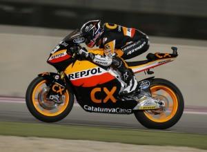"""Moto2 Losail, Qualifiche: Marc Marquez """"Non mi aspettavo la prima fila"""""""
