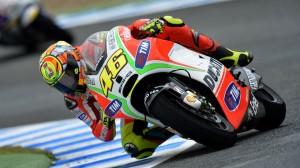 """MotoGP Jerez, Qualifiche: Valentino Rossi """"Domani anche se piove non potrò lottare per la vittoria"""""""