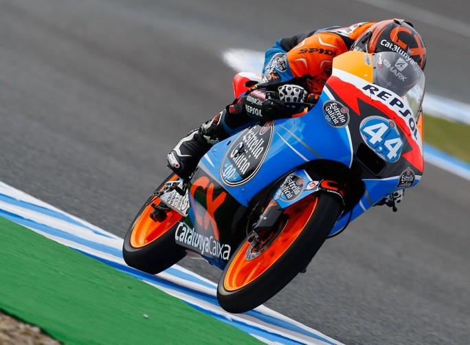 Moto3 Jerez, Warm Up: Oliveira è il più veloce
