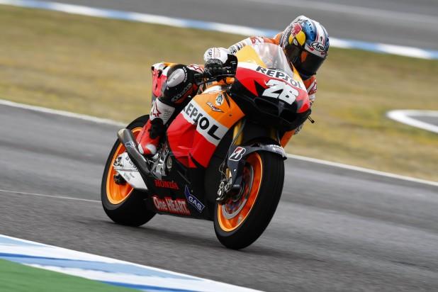 "MotoGP Jerez, Prove Libere: Dani Pedrosa ""Feeling positivo"""