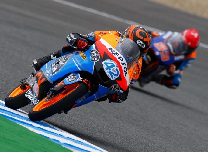 Moto3 Jerez, Qualifiche: Rins si aggiudica la pole position