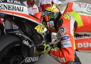 """MotoGP: Valentino Rossi """"Sono piuttosto realista, siamo ancora lontani come tempi"""""""