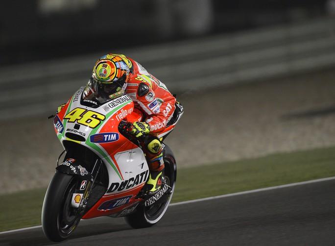 """MotoGP Losail, Qualifiche: Valentino Rossi """"Siamo lontani, siamo peggiorati"""""""