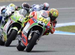 """MotoGP Jerez: Valentino Rossi """"Abbiamo trovato un set-up di base su cui lavorare"""""""
