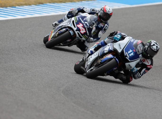 """MotoGP Jerez: Ben Spies """"Gara patetica, ho chiesto scusa alla squadra"""""""