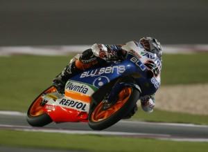 Moto3 Losail: Vinales vince la prima gara della stagione davanti all'ottimo Fenati