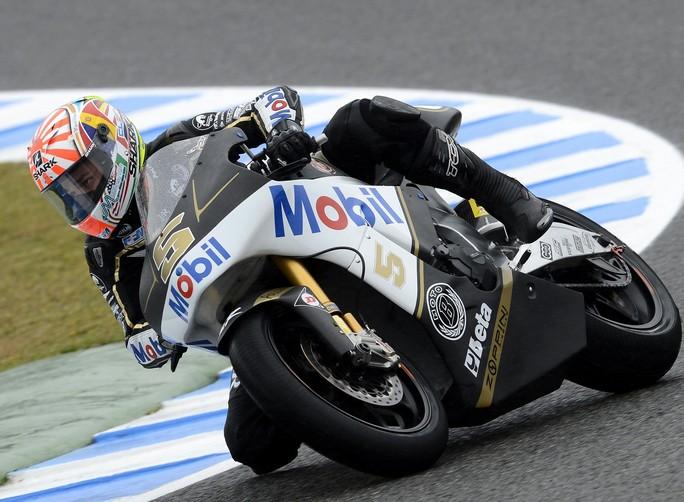 Moto2 Jerez, Warm Up: Zarco al comando
