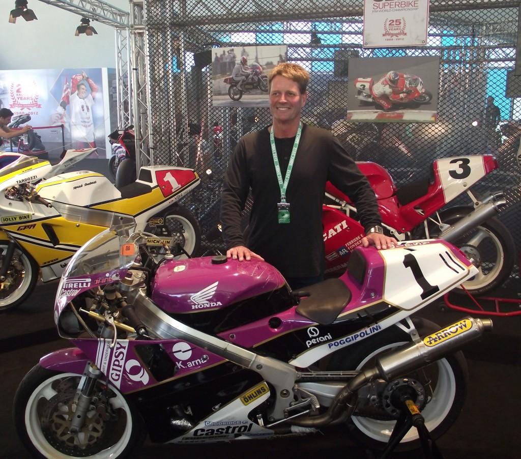 Superbike Monza Al Via I Festeggiamenti Per Il 25 Anno