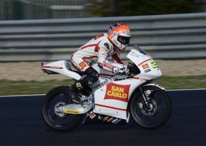 """Moto3 Estoril, Prove Libere: Niccolò Antonelli """"Nel pomeriggio la moto era inguidabile"""""""