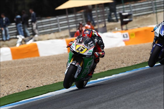 "MotoGP Estoril: Stefan Bradl ""E' stato un weekend complicato"""
