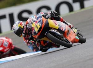 Moto3 Estoril, Warm Up: Cortese precede Vinales