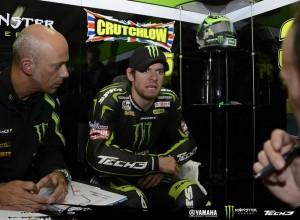 MotoGP Le Mans, Warm Up: Crutchlow davanti a Stoner e Pedrosa