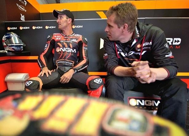 MotoGP: Colin Edwards rientra in Catalunya