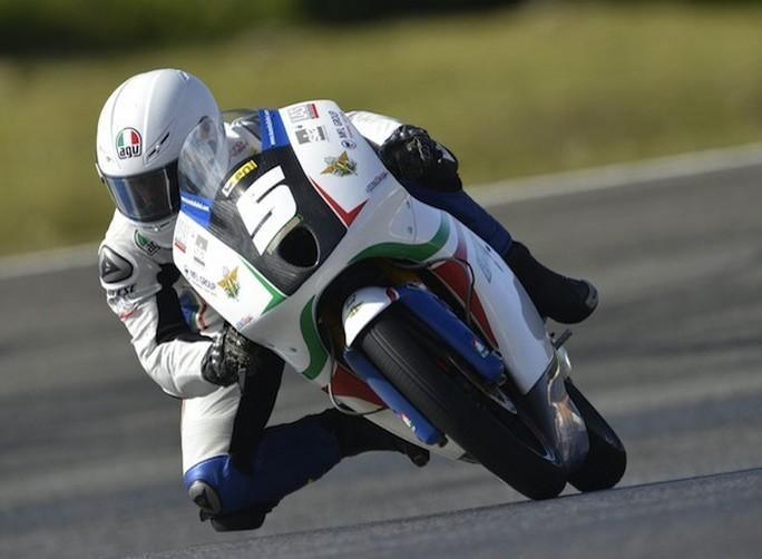 """Moto3 Estoril, Qualifiche: Romano Fenati """"Ottima la seconda fila"""""""