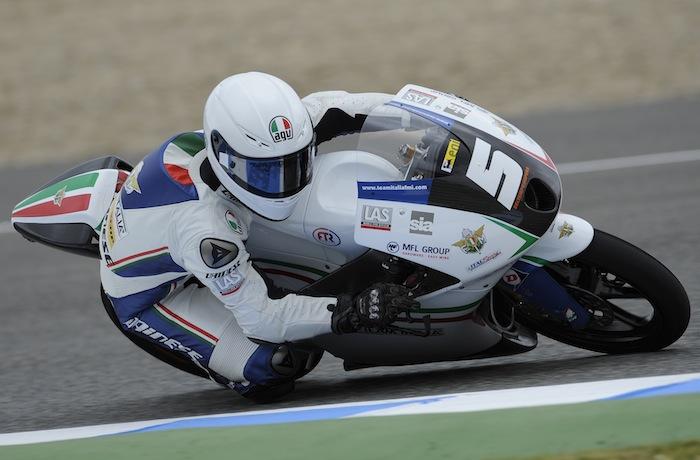 """Moto3 Estoril, Prove Libere: Fenati """"Sto imparando la pista, va bene così"""""""