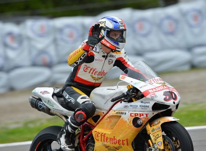 Superbike Monza: A Guintoli la Superpole